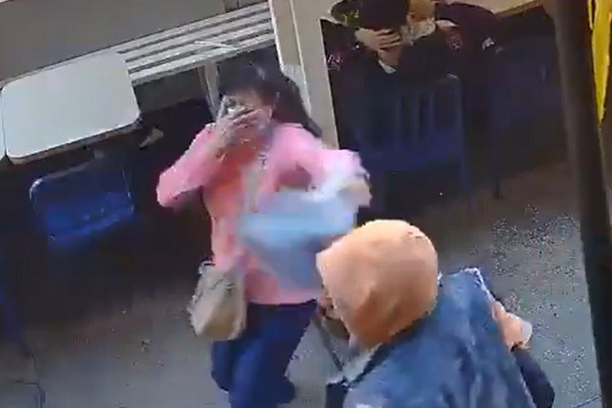 Hate crime attack against Asian NYC woman Chinatown