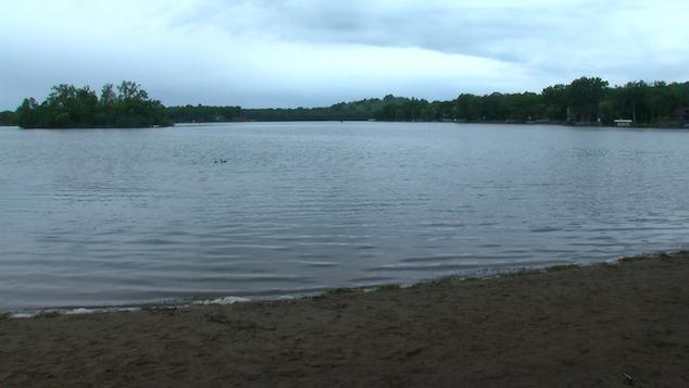 Crystal Lake Drowning Burnsville