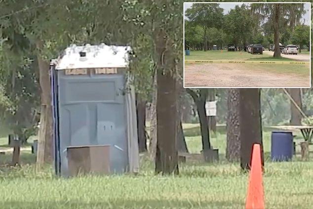Dead newborn found at Houston port a potty