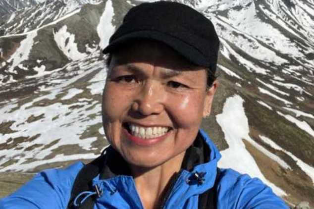 Fina Kiefer Palmer Alaska hiker