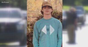 Hunter Brittain Arkansas teen shot by deputy sheriff