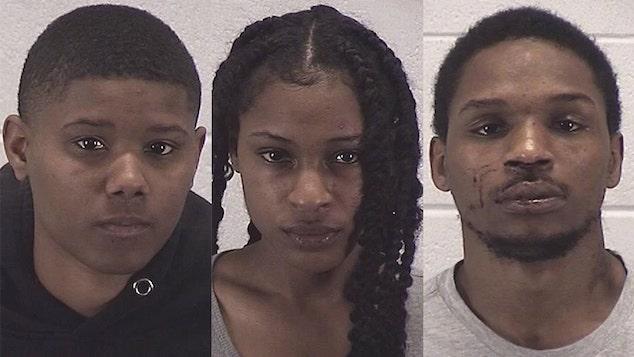 Aurora Police Officer beaten & strangled by Illinois trio,