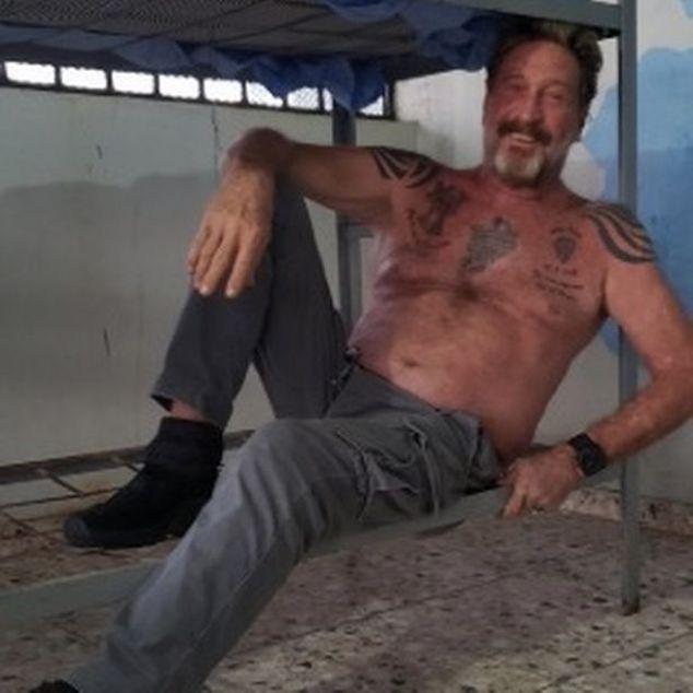 John McAfee suicide death
