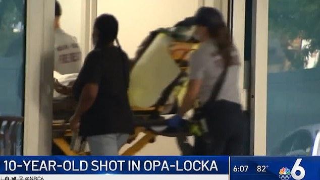 Opa-locka Paintball Shooting Michael Williams