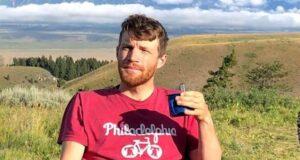 Patrick Eels Colorado hiker