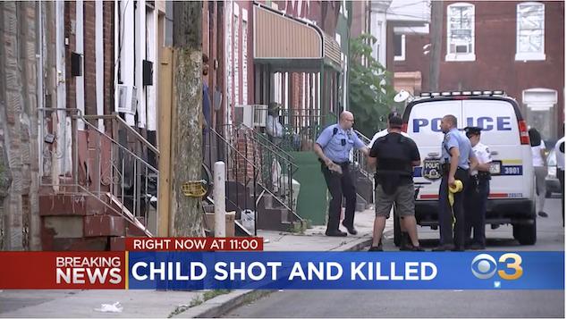 Philadelphia boy 10 shoots self dead