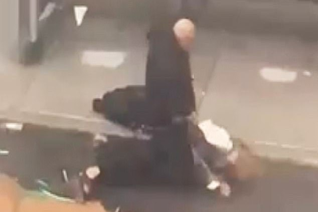 Julio Aponte Washington Heights Maria Kelly beating death