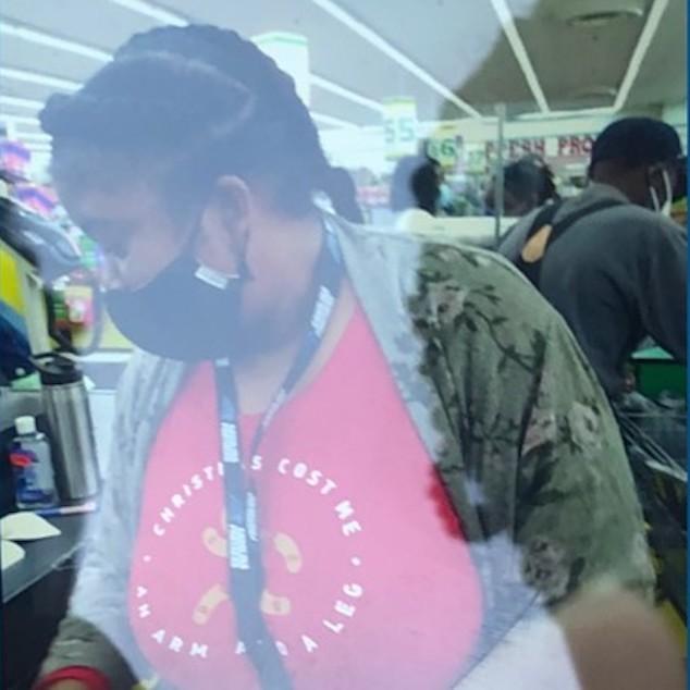 Laquitta Willis Decatur Ga. store clerk