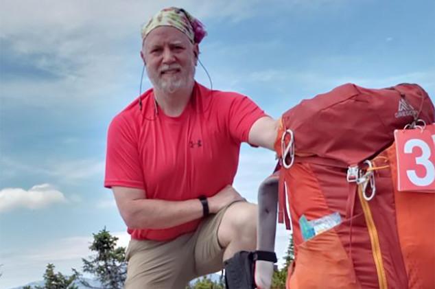 Edward Murphy New Hampshire hiker