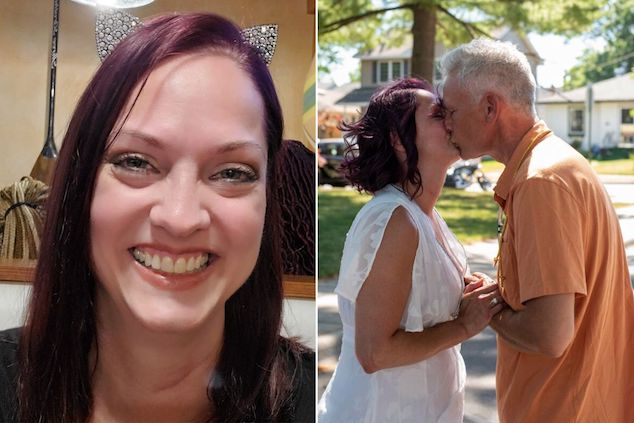 Lauri Anne Deatherage, Robbinsdale, Twin Cities, MN woman