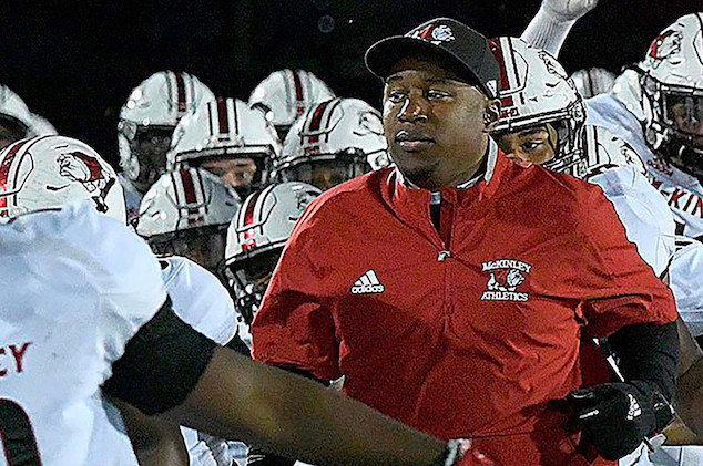 Marcus Wattley coach