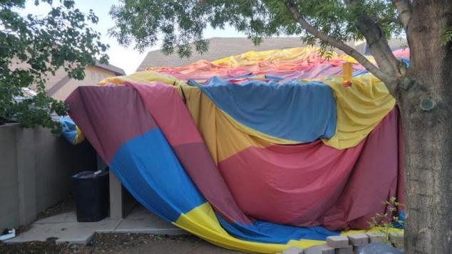 Albuquerque Hot Air Balloon Crash