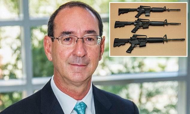 Roger Benitez assault weapon