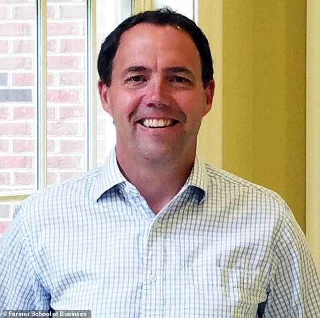 David Shrider Miami University professor death