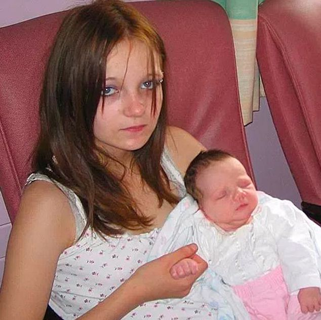 Girl, 11 becomes UKs youngest mom