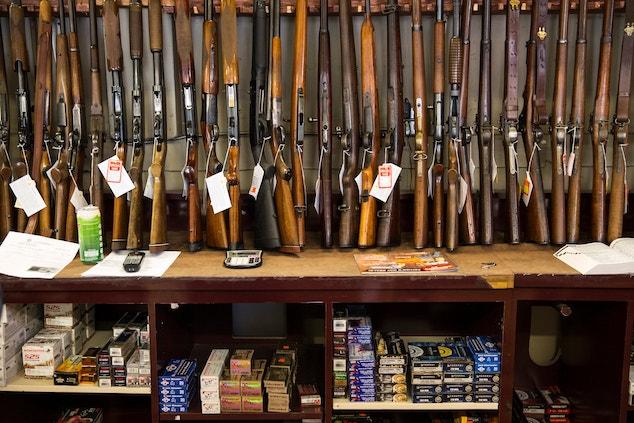 Federal judge overturns assault weapon ban