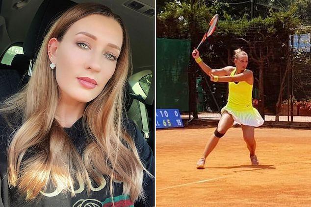 Yana Sizikova Russian tennis player
