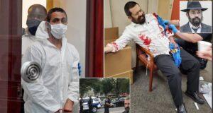 Rabbi Shlomo Noginksy Boston rabbi stabbed