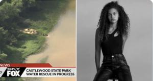 Kara Wrice model drowns