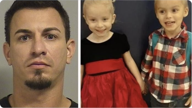 Tulsa Oklahoma father pleads guilty to hot car deaths of 2 kids