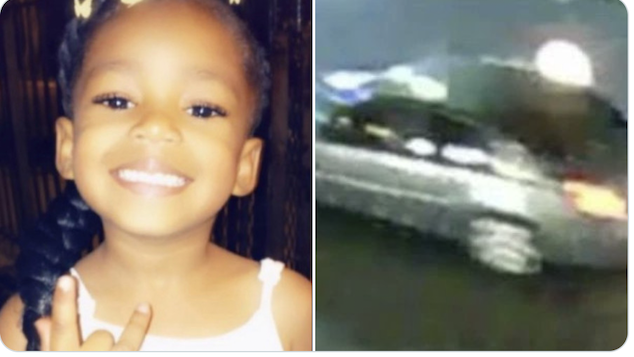 Nyiah Courtney DC 6 yr old girl shot dead drive by shooting