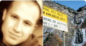 Adrian Vanderklis Utah man falls to his death hiking Bridal Veil Falls