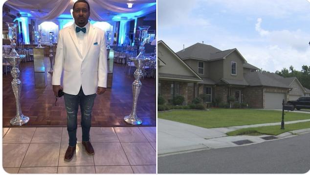 Dezmon Hamilton Louisiana father killed by daughter's teen boyfriend