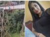 Yecenia Morales Colombian bungee jumper