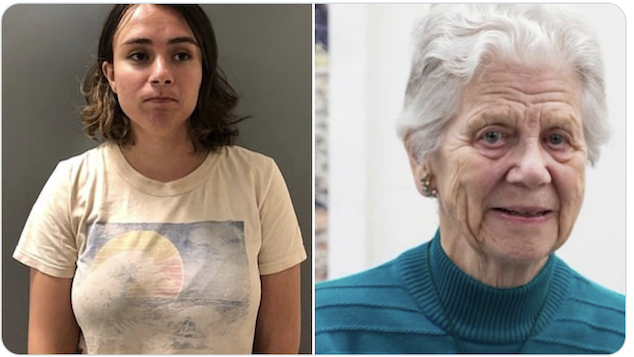 Julia Burch & Nancy Ann Frankel Maryland sculptor roommate