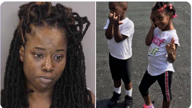 Nicole Michelle Johnson Baltimore aunt charged