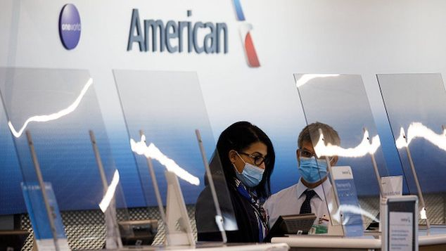 American Airlines passenger arrested refusing to wear mask New Orleans to Dallas flight