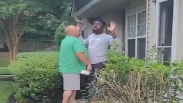 Mount Laurel NJ racial tirade