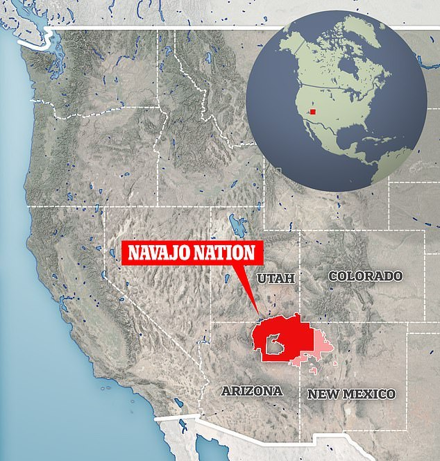 Navajo Nation girl, 13, mauled to death by dog pack