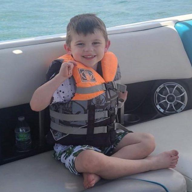 Kache Wallis Hurricane Utah boy found dead