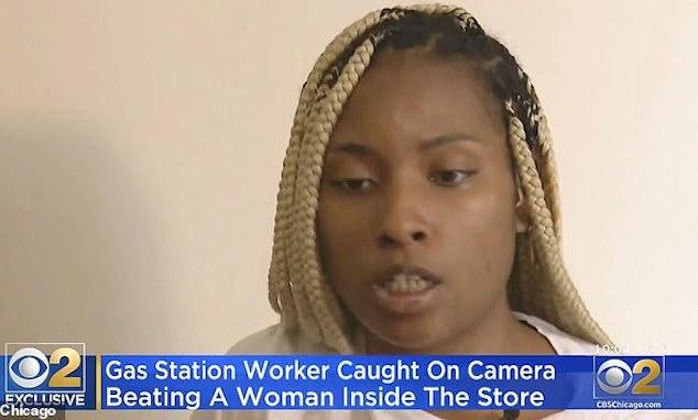Nakeyah Smith Illinois Dolton gas station attack