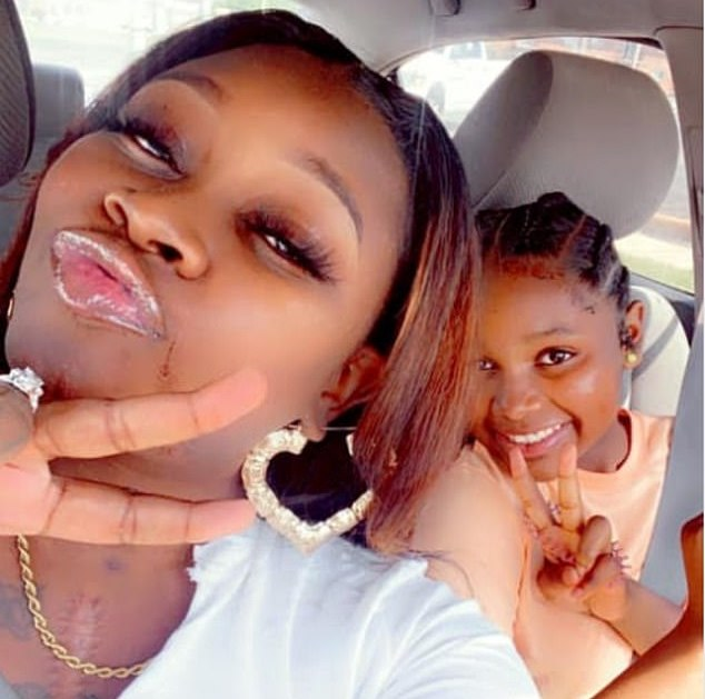 Aaleya Carter St Louis Missouri girl, 12