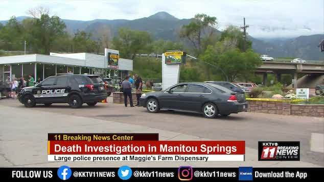 Colorado 4 year old boy shoots self dead at Manitou Springs parking lot