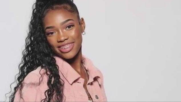 Tikiya Allen Detroit woman riding bike killed by crossfire