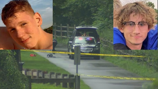 Lucas Brewer & Anthony Nagore missing CT teens found drowned Farmington River