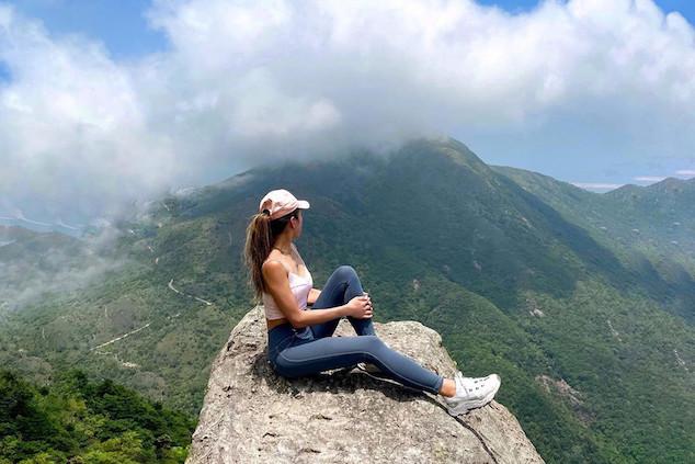Sofia Cheung death Hong Kong Instagram star selfie