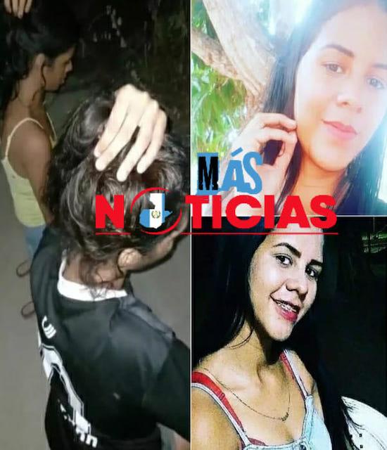 Amália and Amanda Alves Brazilian twin sisters executed