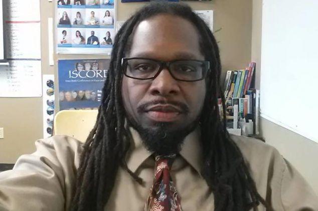 William Terry Marshalltown Iowa HS principal kills self