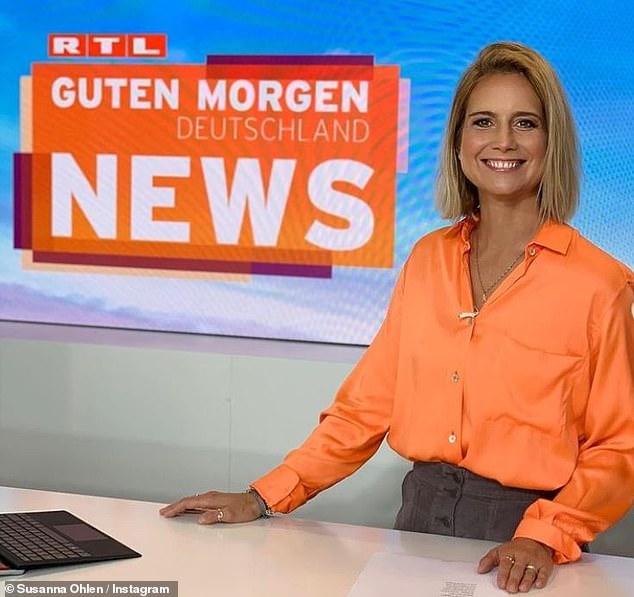 Susanna Ohlen RTL German reporter fired