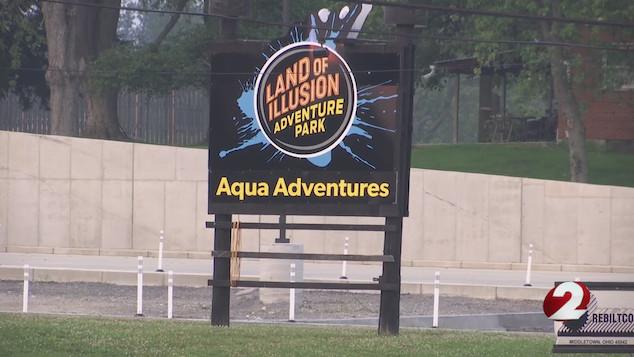 Ohio teen girl drowns Land of Illusion Aqua Adventures