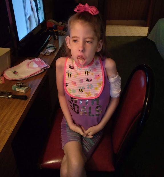 Florida mom kills special needs daughter