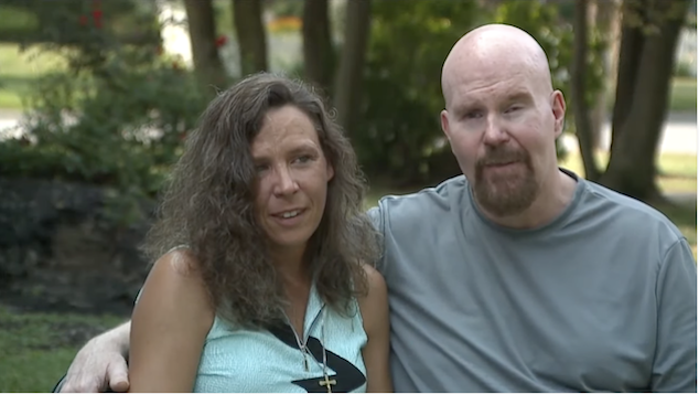 Ohio woman marries Cleveland man convicted of murdering her brother