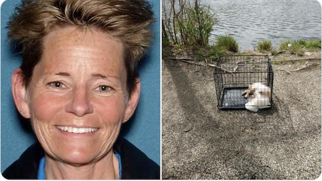 Tonya Fea Jefferson NJ woman drowns puppy dog