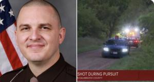 Ryan Proxmire Kalamazoo County Sheriff's Deputy fatally shot
