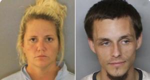 Danielle Ferrero Punta Gorda Florida woman arrested pleasuring self during jail visit