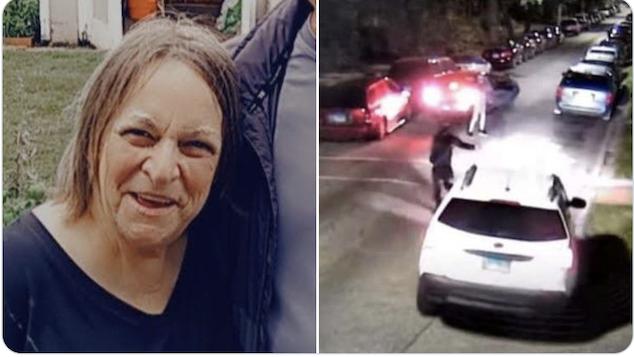 Yvonne Ruzich 70 year old Chicago woman shot dead in Hegewisch parked car